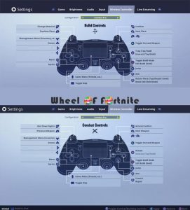 Fortnite PS4 Combat Pro Setup