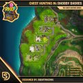 Snobby Shores Chest Locations