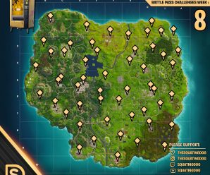 Fortnite Vending Machines All Locations