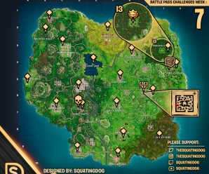Week 7 Challenges Cheat Sheet