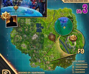 Season 4 Week 3 – Blockbuster Challenge Map