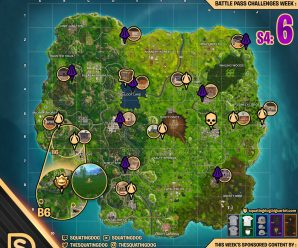 Season 4 – Week 6 Cheat Sheet