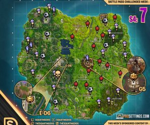 Season 4 – Week 7 Cheat Sheet
