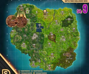 Season 4 – Week 9 Cheat Sheet