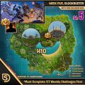 Season 4 Week 5 – Blockbuster Challenge Map