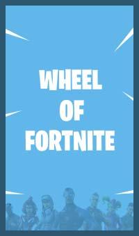 Fortnite Challenge Generator ⋆ Wheel Of Fortnite