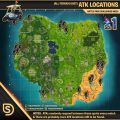 All-Terrain Kart Locations
