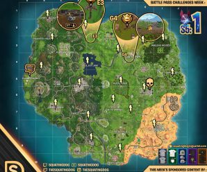 Season 5 – Week 1 Challenges
