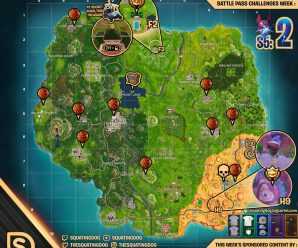 Season 5 – Week 2 Challenges