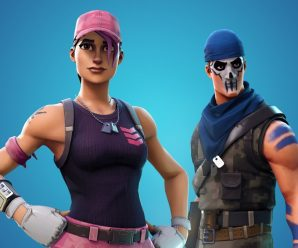 Fortnite Founder Skins