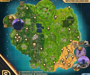 Season 5 – Week 5 Challenges