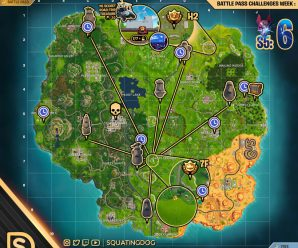 Season 5 – Week 6 Challenges