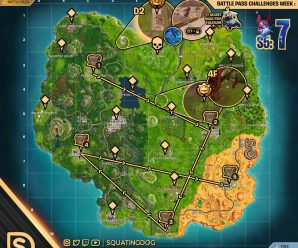 Season 5 – Week 7 Challenges