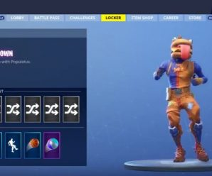 Fortnite Boogie Down Dance Emote – 2FA